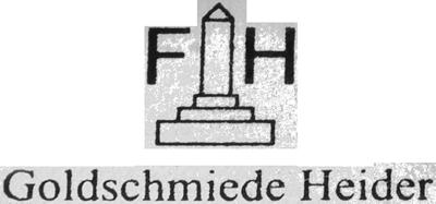 Logo FH Goldschmiede Franz Heider