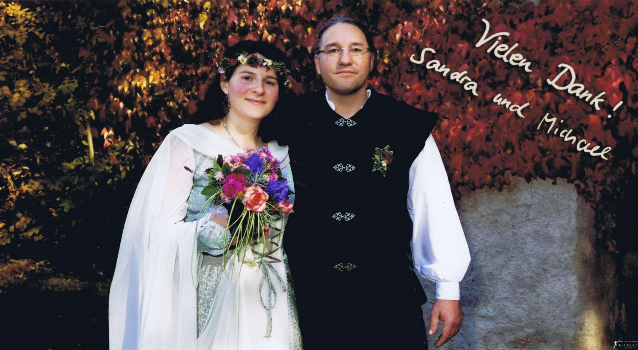 Mittelalterliche Hochzeit in Schongau